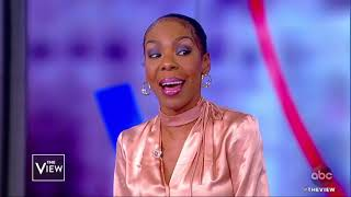 Andrea Kelly Details Allegations Of Abuse By Ex-Husband R. Kelly | The View
