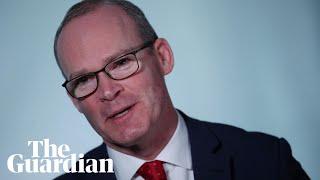 Irish deputy PM: British backstop proposals are 'wishful thinking'