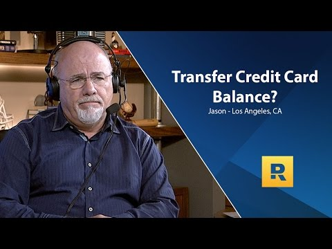 Should I Transfer My Credit Card Balance To A 0% Interest Account?