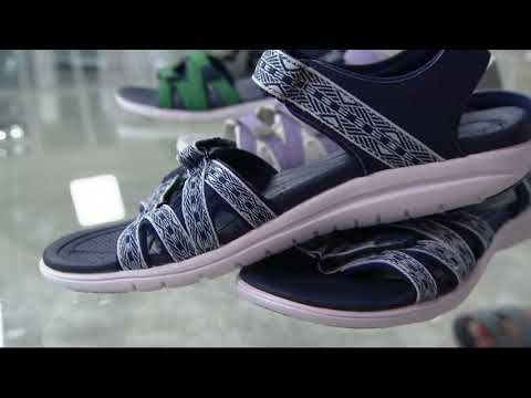 Ryka Sport Sandals with CSS Technology - Savannah on QVC