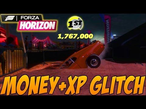 Forza Horizon Credits+RP Glitch (Unlimited) Xbox 360 (STILL WORKING)