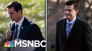 President Trump Administration Departures Continue Apace, More Expected | Rachel Maddow | MSNBC