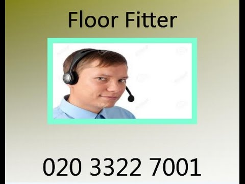 Laying A Laminate Floor In Southwark London