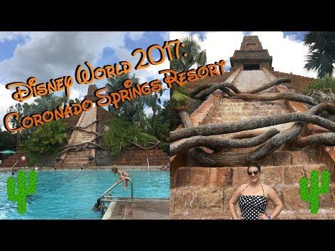 DISNEY WORLD 2017: CORONADO SPRINGS RESORT