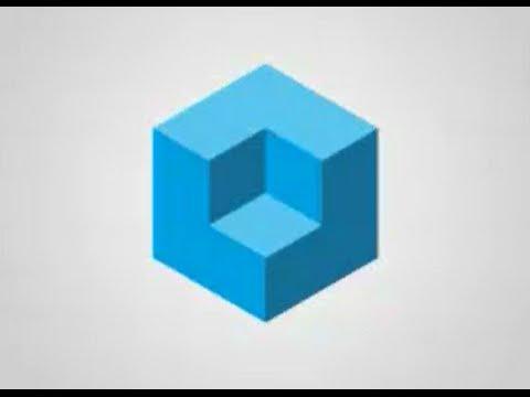 adobe illustrator Creation 3D Cube