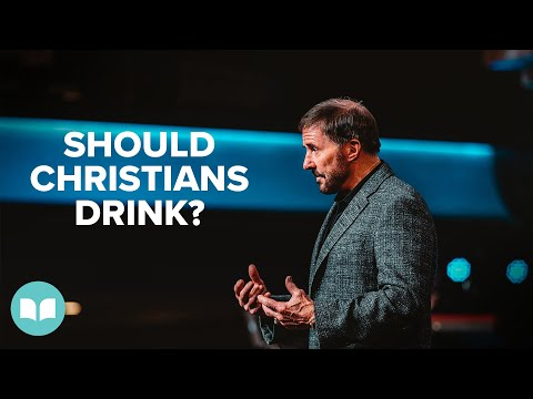 Is It Okay for Christians to Drink Alcohol? Q&A With Pastor Mac Hammond