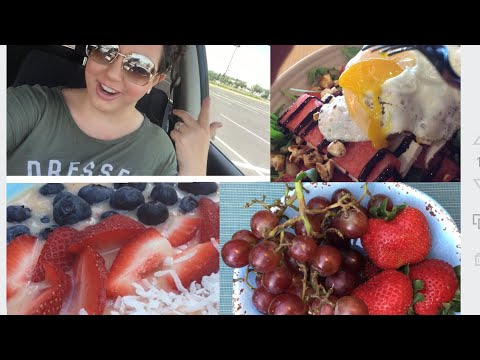 What I Eat In A Day | Quick & HEALTHY Meal Ideas!