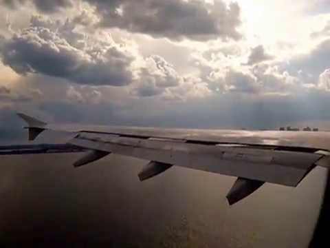 SATA International landing in Boston Logan International