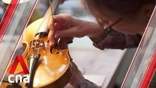 In Vienna, the joy of handcrafting violins   CNA Luxury