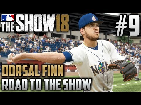 MLB The Show 18 Road to the Show | Dorsal Finn (Third Base) | EP9 | LAST GAMES OF THE SEASON
