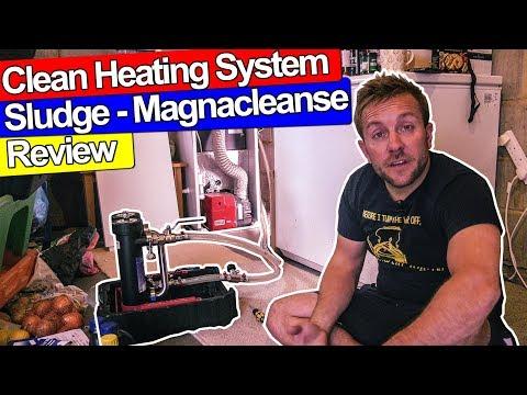 ADEY MAGNACLEANSE CLEAN HEATING SYSTEM SLUDGE