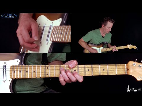 Greta Van Fleet - Highway Tune Guitar Lesson