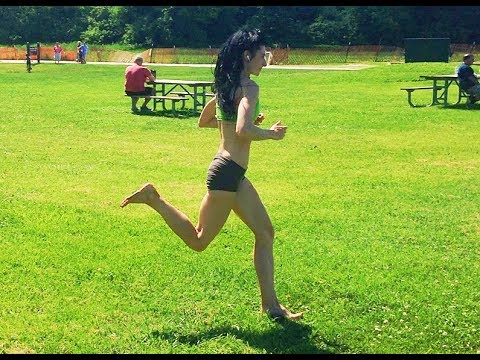 Why Your Hamstrings Hurt After Running Barefoot