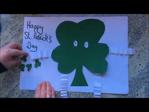 How to Make a Fun St Patrick's Day Craft