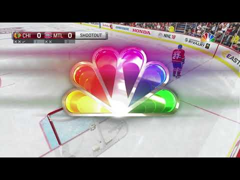 NHL 18: Shootout Live Commentary #1
