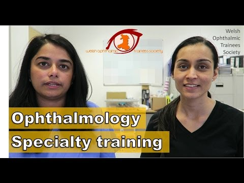 How to apply for Ophthalmology specialty training