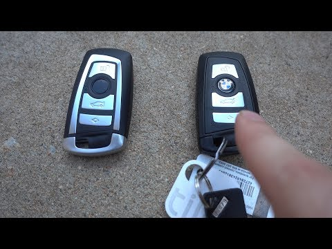 Trying to code my own $60 budget  BMW replacement key
