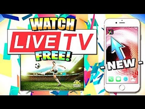 Watch Live TV FREE on any iPhone/iPad/iPod - ALL Channels (NO JAILBREAK) IOS 10/9