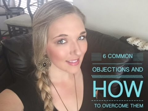 Network Marketing-Overcoming Objections