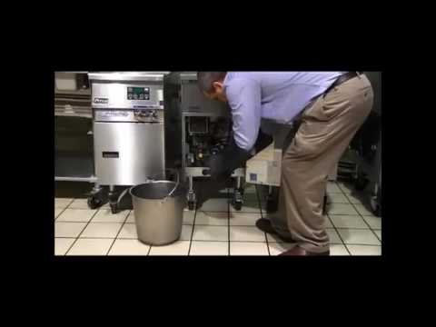 Instructions on How to Boil Out and Clean a Commercial Deep Fryer | Pitco® Fryer Tuturial