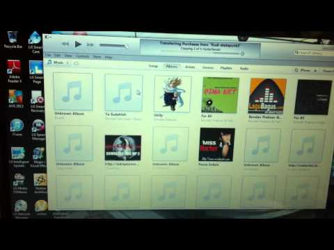 how to transfer app from iphone to the itunes 11