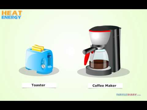 Science for Kids: Heat Energy Video