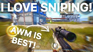 PUBG Mobile SNIPING ll Sniper Montage Best Moments