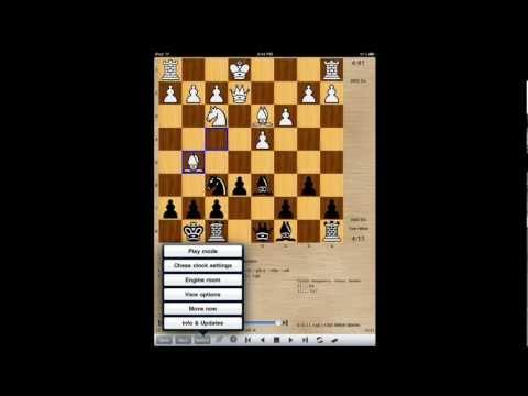 Hiarcs Chess HD for iPad Review