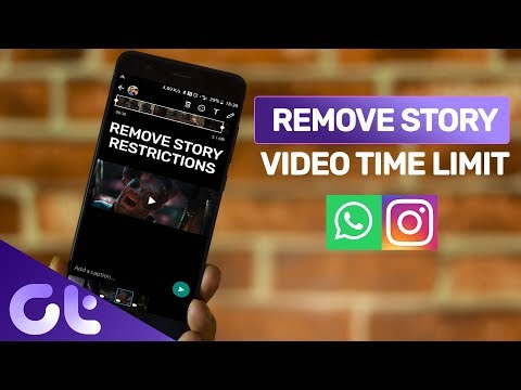 How to Upload Long Videos on WhatsApp Status and Instagram Story: Android