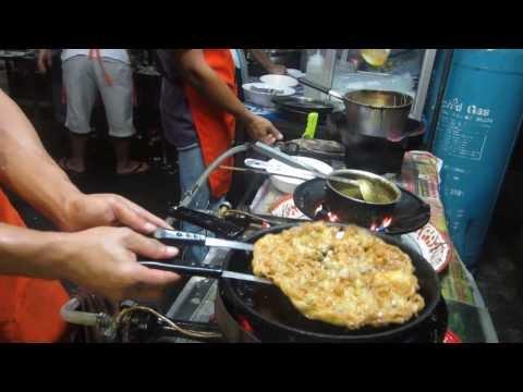 Hooi Tot, Thai Oyster Omelette