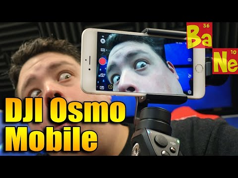Best Smart Phone Video Stabilizer is DJI Osmo Mobile!