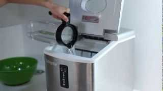 How To Setup And Maintain Your Portable Ice Maker