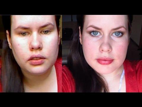 Make Small Eyes Look Bigger (Before & After)