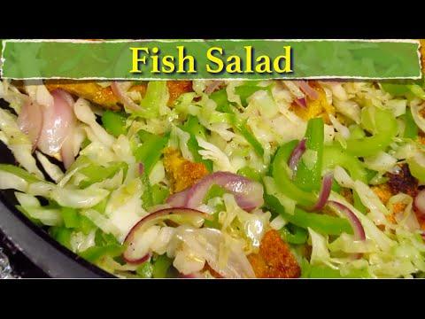 Fish Salad (Salmon) Recipe
