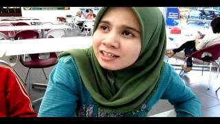 Video Arabic Conversation at Restaurant
