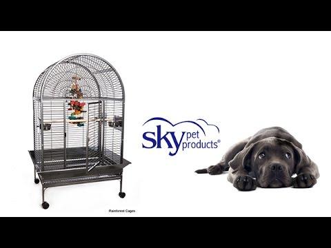 Parrot Cage - Santa Marta - Sky Pet Products