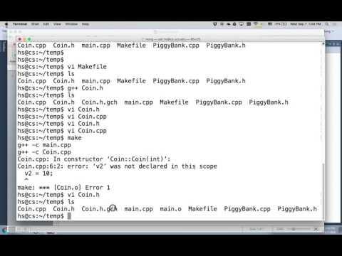 C++ precompiled header