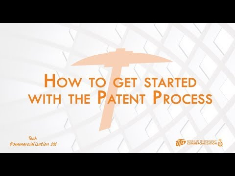 Patent Process Overview & how to get started with it