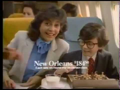 1984 Delta Airlines