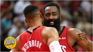 I've been skeptical of the Rockets, but they're on to something - Kendrick Perkins | The Jump