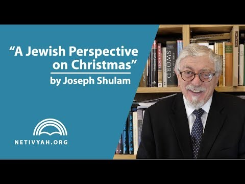 A Jewish Perspective on Christmas