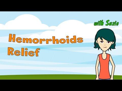 Hemorrhoids Relief - Healing Hemorrhoids