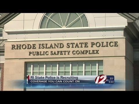RI State Police announces 2015 recruitment