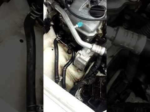 Power steering pump Nissan Sentra 2001.