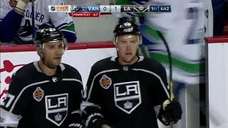 Pearson's sweet shorty puts Kings up 2-0 in China
