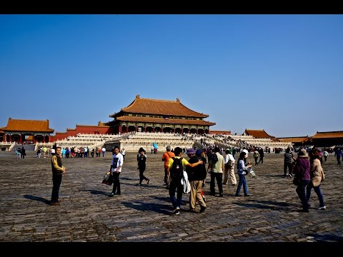 CHINA BEIJING - Forbidden City - Temple of Heaven - Great Wall - 1080p