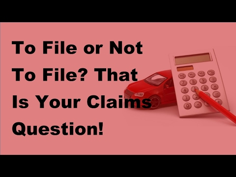 2017 Motor Insurance Filing Tips |  Role Of Filing In Motor Insurance
