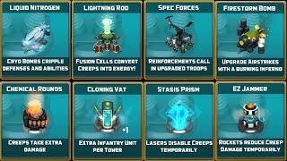 FGMobile - Alien Creeps TD: All Special Mods