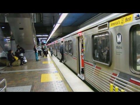 Dangerous Lack of Security at L.A. Metro Rail Subway