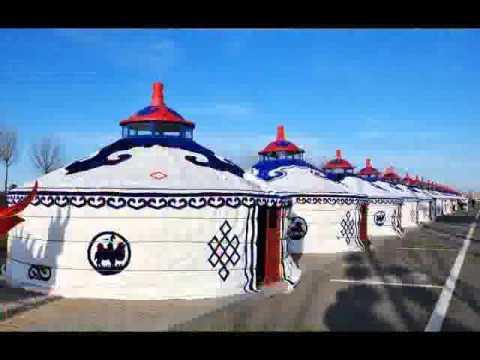I want a mongolian yurt  (ger)-Tent